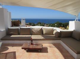 Casa Calo den Real, hotel a Cala Vadella
