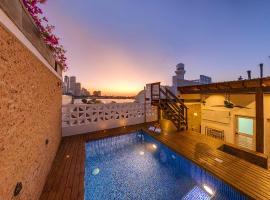 Lunalá Hotel Boutique, hotel en Cartagena de Indias