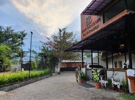 Borobudur Bed & Breakfast, hotel in Borobudur