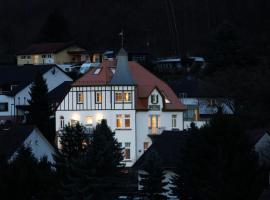 Villa Waldfrieden - Gästehaus zum Jugendstilhotel, Hotel in der Nähe von: Roßberg, Annweiler am Trifels