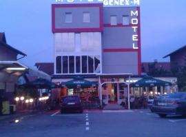 Motel Genex-M, hotel in Bugojno