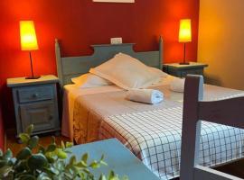 La Petite Bohême, hotel in Casau
