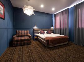 ALASKA Guest House, отель в Шерегеше