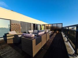 Le penthouse de Kelly, apartment in Koksijde