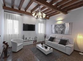 Ca' Alessandro, apartment in Venice