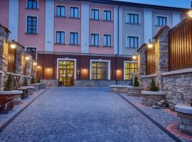Taras Bulba, готель у місті Кам'янець-Подільский