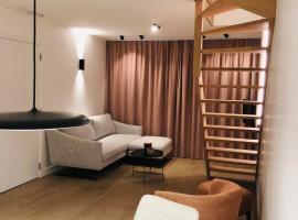 B&B Le Porte-Bonheur, hotel near Boudewijn Seapark, Bruges
