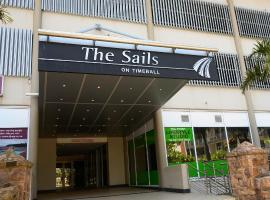 The Sails Deluxe 2 bedroom Apartment, apartment in Durban