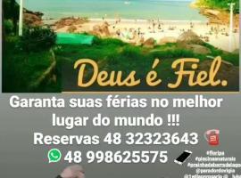 Aluguel de casa na prainha Barra da lagoa, casa de temporada em Florianópolis