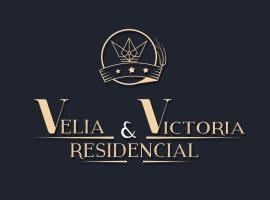 Residencial Velia & Victoria, отель в городе Кочабамба