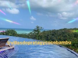 Villas do Pratagy CocoBambu, holiday home in Maceió