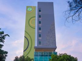 Zest Hotel Parang Raja Solo, hotel in Bonorejo