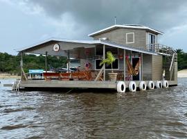 Flutuante California dreams, hotel in Manaus