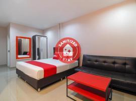 OYO 1028 The Panowla Residence, hotel near Pattaya Walking Street, Pattaya