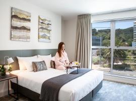Sojourn Apartment Hotel, отель в Веллингтоне