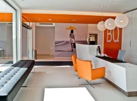 BQ Augusta Hotel – hotel w pobliżu miejsca El Garito Cafe w Palma de Mallorca