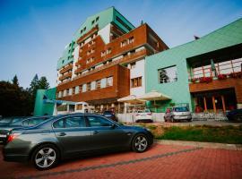 Hotel O3zone, hotel din Băile Tuşnad