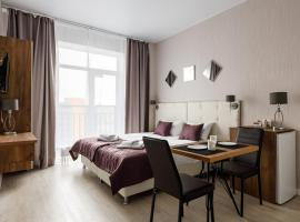 Salut Plus Apartments, hotel near Pulkovo Airport - LED,