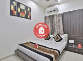 OYO Flagship 77288 Hotel City Inn, hotel in Rajkot