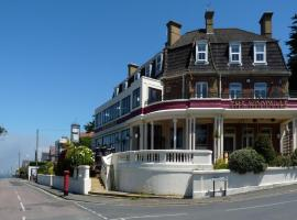 The Woodvale, inn in Cowes