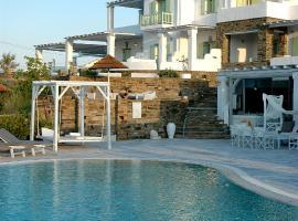 Anthea Hotel, hotel near Pachia Ammos Beach, Tinos Town