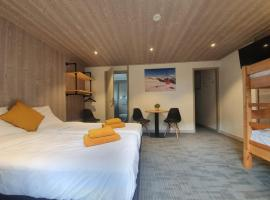 Lodge Les Merisiers, hotel in Courchevel