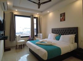 Hotel The President Rishikesh, отель в Ришикеше