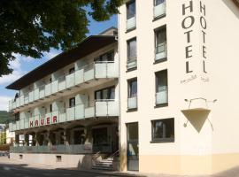 Hotel Hauer, hotel in Bollendorf