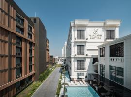 Mandarin Eastville, Pattaya, hotel near Healthland Spa and Massage, Pattaya