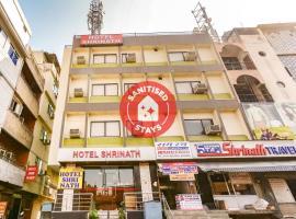 Vaccinated Staff - OYO 72203 Hotel Shrinath, hotel near Albert Hall Museum - Central Museum, Jaipur
