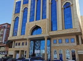 Karam Hiraa Hotel Apartments - كرم حراء للشقق الفندقية, hotel perto de Aeroporto Internacional Rei Abdulaziz - JED, Jidá