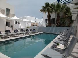 Angels Pillow Luxury Boutique Residence - Adults Only, hotel near Paros Park, Naousa