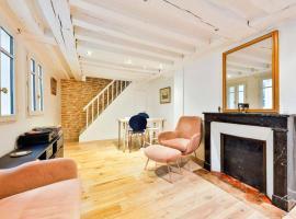 New charming flat! Quartier Latin, Saint Germain, Hotel in Paris