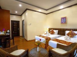 Virati Hotel, hotel in Yangon