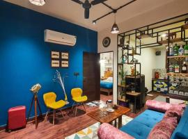 """Vintage House... by """"ven a casa - home stays"""", apartment in Jaipur"""