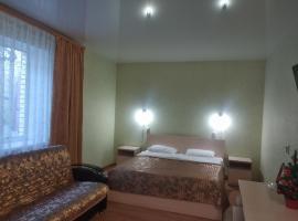 Russkaya Piramida, hotel in Vyazma