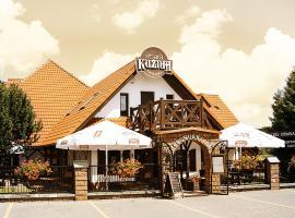 Stara Kuźnia Mazurska, hotel in Węgorzewo