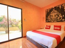 OYO 75344 Ban Elephant Blanc Apartment, отель в городе Ката-Бич