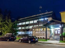 Rewita Przyjaźń – hotel w Zakopanem