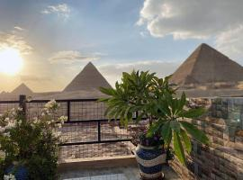 Pyramids Guest House, homestay in Cairo