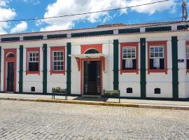 Pousada do Duque, hotel in Lambari