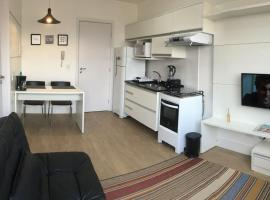 609 - Lindo Apartamento 1 quarto 1 vaga no Rebouças, apartment in Curitiba