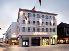 Holiday Inn Express - Göppingen, an IHG Hotel, отель в городе Гёппинген