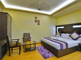 Hotel Samrat, hotel in Jabalpur