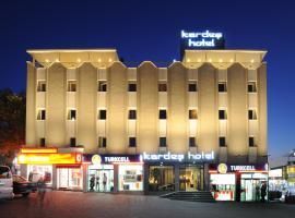 فندق كارديس، فندق في بورصة