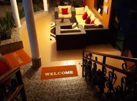 Comfort Zone Inn Kigali, hotel in Kigali