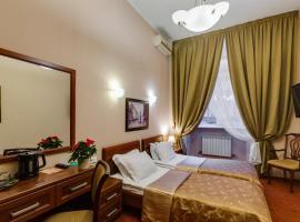 Соло Прима, hotel in Saint Petersburg