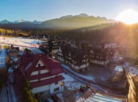 Pokoje Gościnne U Hanki, hotel near Male Ciche Ski Lift, Male Ciche