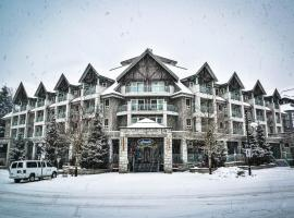 Summit Lodge Boutique Hotel Whistler, hotel in Whistler