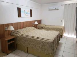 Quer paz, vem pra Goiás- Caldas Novas, hotel em Caldas Novas